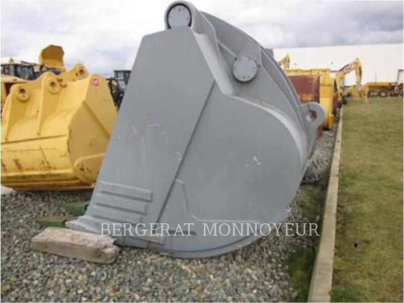 LIEBHERR WT – SCHAUFEL GODET equipment  photo 3