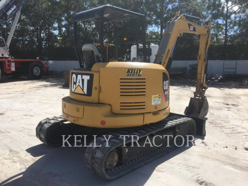 CATERPILLAR TRACK EXCAVATORS 305.5ECR equipment  photo 5