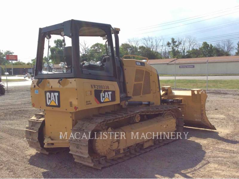 CATERPILLAR TRACTORES DE CADENAS D5K equipment  photo 2