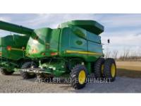 DEERE & CO. COMBINES 9870STS equipment  photo 3