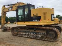 CATERPILLAR KETTEN-HYDRAULIKBAGGER 328DL equipment  photo 1