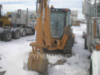 CASE/NEW HOLLAND BAGGERLADER 580M II equipment  photo 8