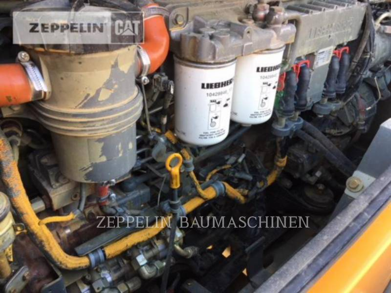 LIEBHERR ŁADOWARKI KOŁOWE/ZINTEGROWANE NOŚNIKI NARZĘDZI L580 equipment  photo 21