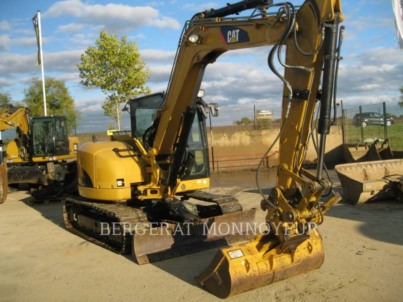 Caterpillar EXCAVATOARE PE ŞENILE 308D equipment  photo 7