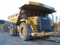 CATERPILLAR DUMPER A TELAIO RIGIDO DA MINIERA 777F equipment  photo 1