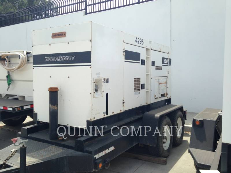 MULTIQUIP PORTABLE GENERATOR SETS DCA180SSK equipment  photo 1