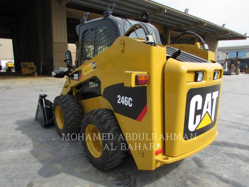 CATERPILLAR CHARGEURS COMPACTS RIGIDES 246 C equipment  photo 3