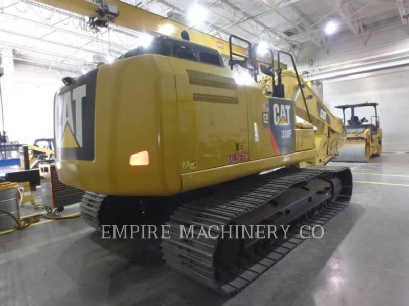 CATERPILLAR トラック油圧ショベル 330FL    P equipment  photo 2