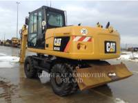 CATERPILLAR WHEEL EXCAVATORS M315/D equipment  photo 7