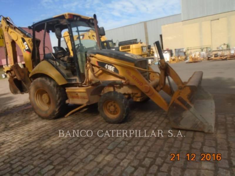 CATERPILLAR RETROEXCAVADORAS CARGADORAS 416EST equipment  photo 2
