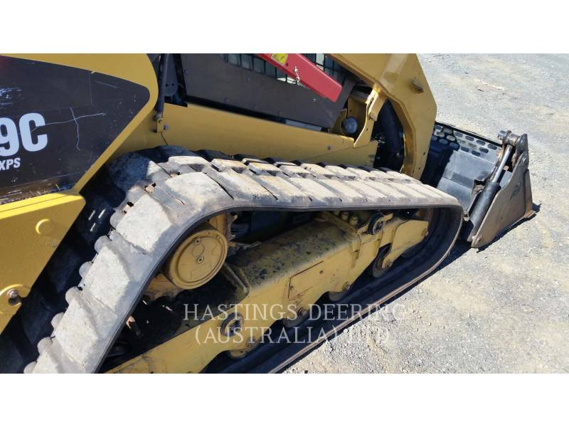 Caterpillar ÎNCĂRCĂTOARE PENTRU TEREN ACCIDENTAT 289C equipment  photo 5