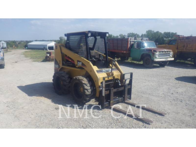 CATERPILLAR CHARGEURS COMPACTS RIGIDES 236B equipment  photo 4
