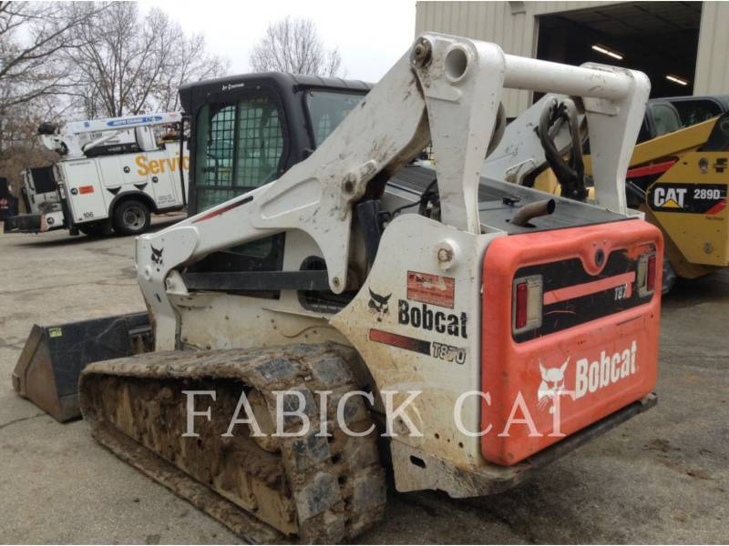 BOBCAT MULTI TERRAIN LOADERS T870 equipment  photo 3