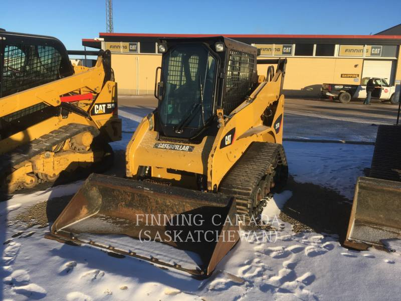 CATERPILLAR DELTALADER 257B2 equipment  photo 1
