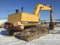CATERPILLAR KETTEN-HYDRAULIKBAGGER 245B equipment  photo 3