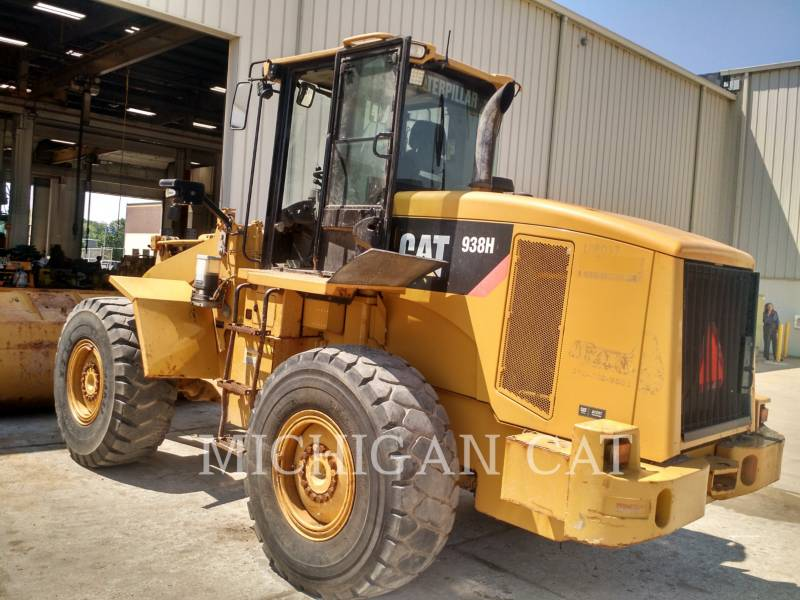 CATERPILLAR WHEEL LOADERS/INTEGRATED TOOLCARRIERS 938H HLR equipment  photo 4