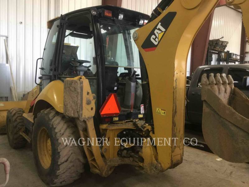 CATERPILLAR BACKHOE LOADERS 420F 4WDE equipment  photo 4