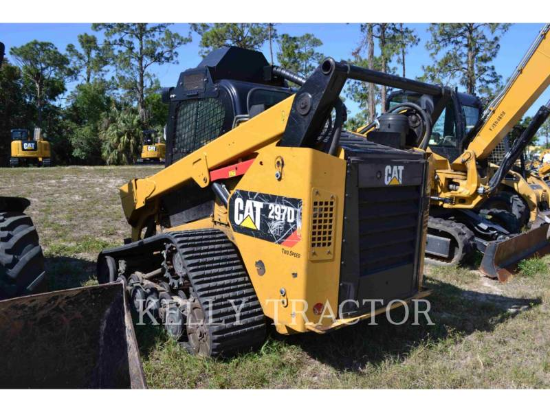 CATERPILLAR MULTI TERRAIN LOADERS 297 D XHP equipment  photo 2