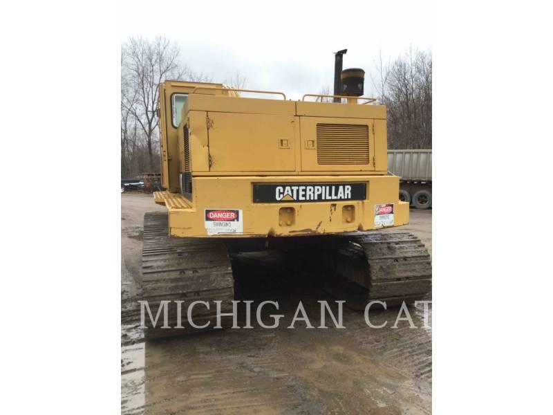 CATERPILLAR TRACK EXCAVATORS 231D equipment  photo 15