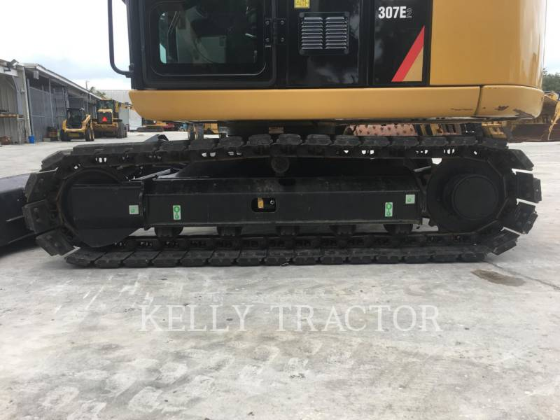 CATERPILLAR TRACK EXCAVATORS 307E2 equipment  photo 8