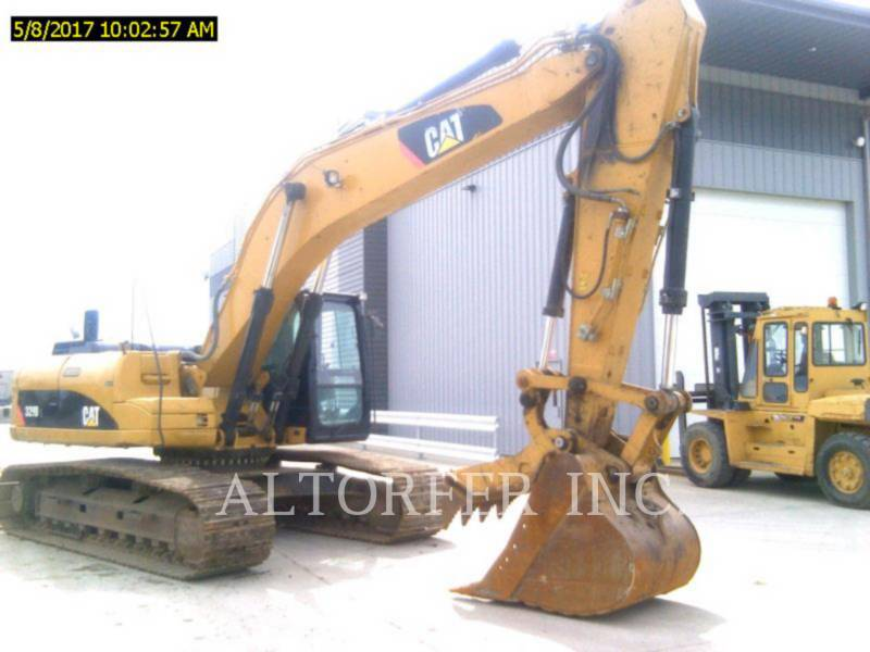 CATERPILLAR EXCAVADORAS DE CADENAS 329DL TH equipment  photo 2