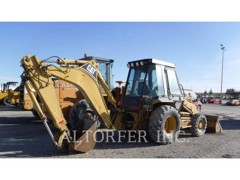 CATERPILLAR CHARGEUSES-PELLETEUSES 416B equipment  photo 3