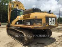 CATERPILLAR PELLES SUR CHAINES 330D equipment  photo 3