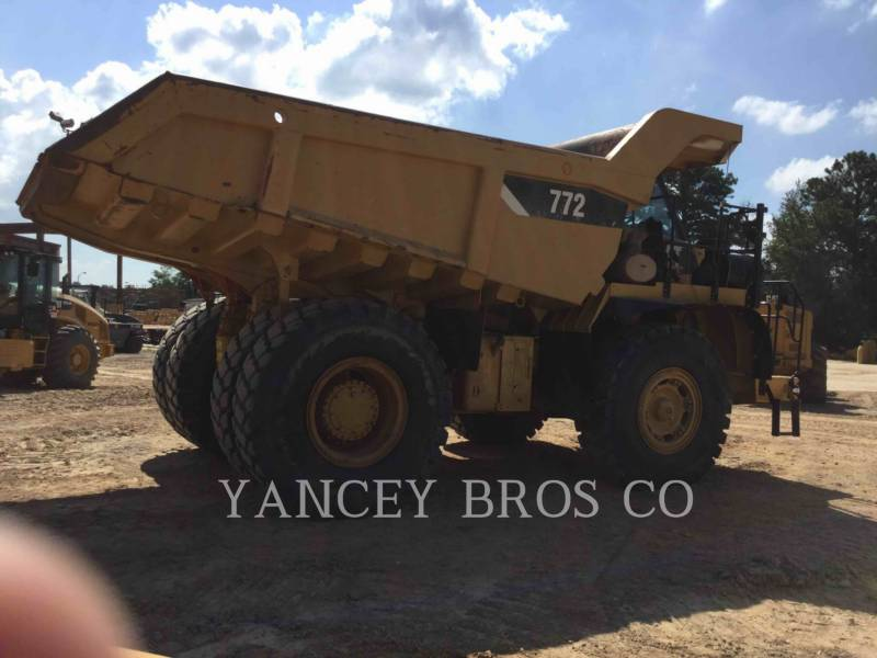 CATERPILLAR DUMPER A TELAIO RIGIDO DA MINIERA 772 equipment  photo 17