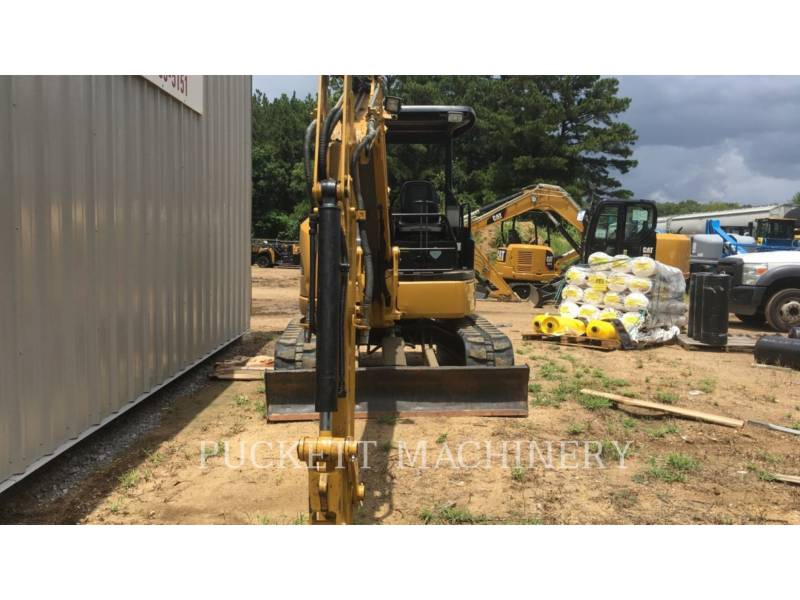 CATERPILLAR TRACK EXCAVATORS 305DCR equipment  photo 7