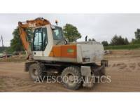 O&K WHEEL EXCAVATORS MH PLUS equipment  photo 1