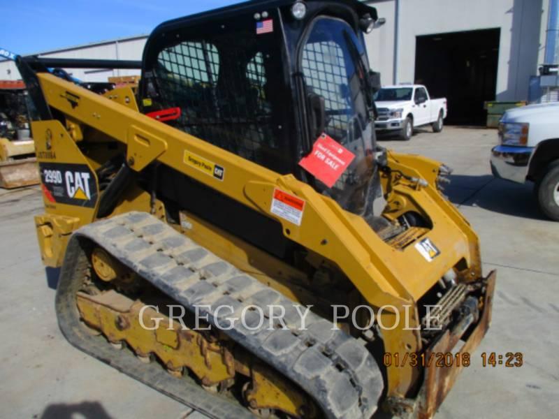 CATERPILLAR 多様地形対応ローダ 299D XHP equipment  photo 1