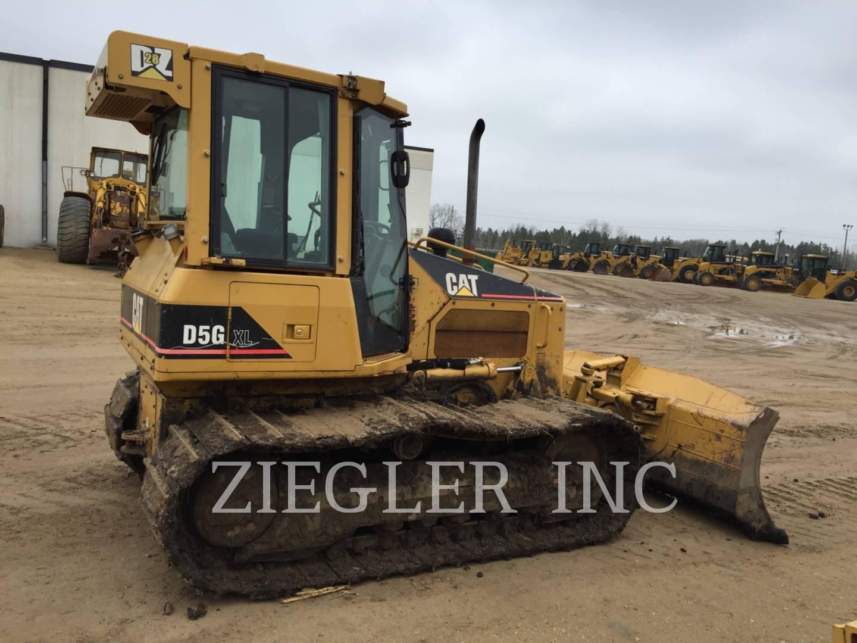 Detail photo of 2005 Caterpillar D5G LGP from Construction Equipment Guide