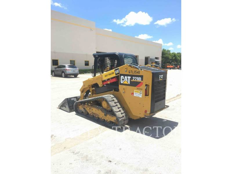 CATERPILLAR CARREGADEIRAS TODO TERRENO 279D equipment  photo 4