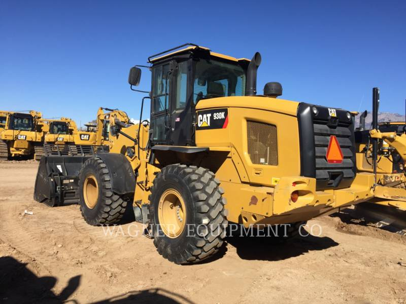 CATERPILLAR CARGADORES DE RUEDAS 930K FCHL equipment  photo 2