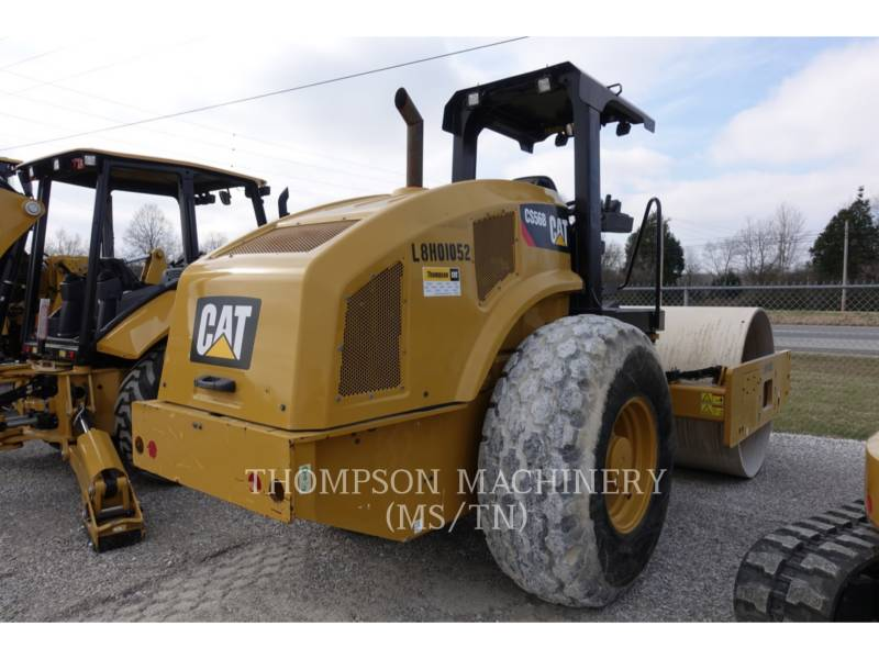CATERPILLAR ГУДРОНАТОРЫ CS56B equipment  photo 3