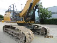 CATERPILLAR KETTEN-HYDRAULIKBAGGER 349ELVG equipment  photo 7