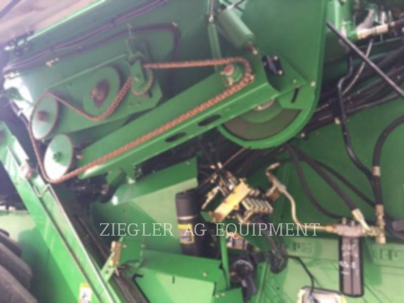 DEERE & CO. COMBINADOS 9550 equipment  photo 6