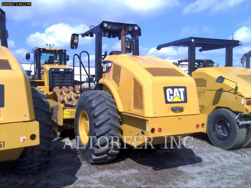 CATERPILLAR COMPACTADORES DE SUELOS CP56B equipment  photo 4