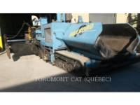ROADTEC ASPHALT PAVERS RP195 equipment  photo 5