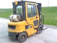CATERPILLAR LIFT TRUCKS FORKLIFTS 2P5000_MC equipment  photo 2