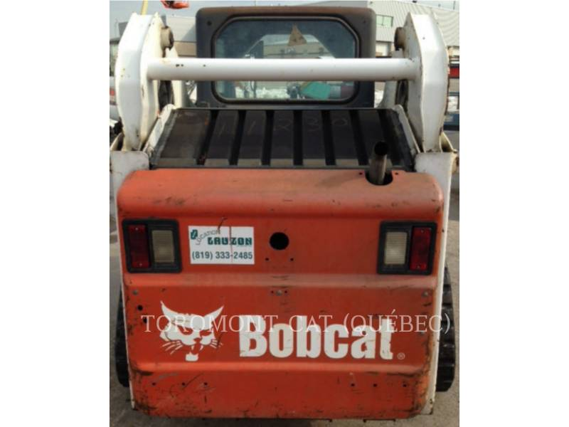 BOBCAT CHARGEURS COMPACTS RIGIDES T190 equipment  photo 5