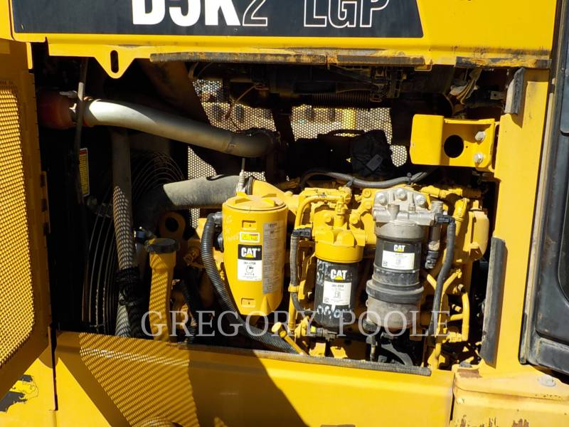 CATERPILLAR TRACK TYPE TRACTORS D5K2 LGP equipment  photo 15
