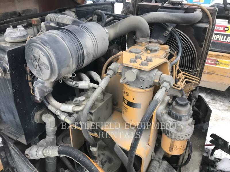 CATERPILLAR TAMBOR DOBLE VIBRATORIO ASFALTO CB-224E equipment  photo 11