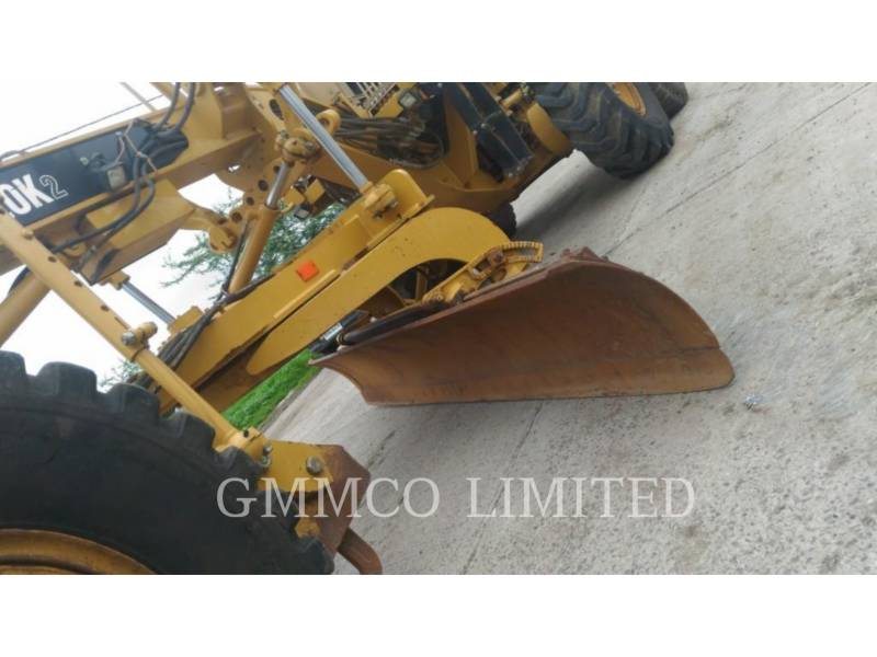CATERPILLAR MOTOR GRADERS 120K2 equipment  photo 6