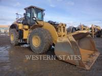 CATERPILLAR CARGADORES DE RUEDAS 980M equipment  photo 2