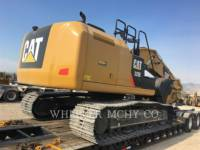 CATERPILLAR KOPARKI GĄSIENICOWE 320E L CF equipment  photo 4
