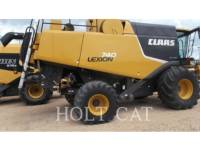 CLAAS OF AMERICA COMBINÉS LEXION 740 equipment  photo 3