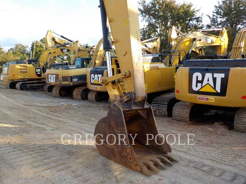 CATERPILLAR KETTEN-HYDRAULIKBAGGER 329EL equipment  photo 20