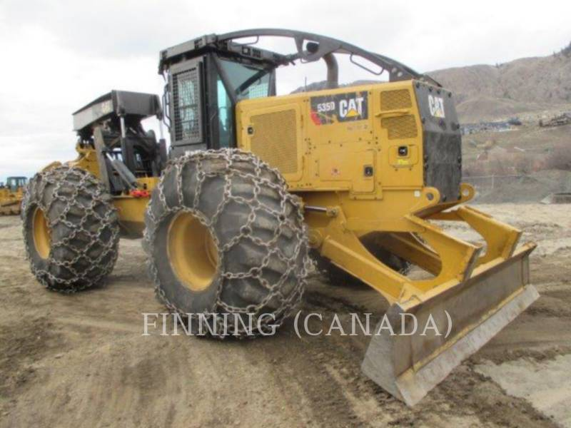 CATERPILLAR FORESTRY - SKIDDER 535DLRC equipment  photo 2