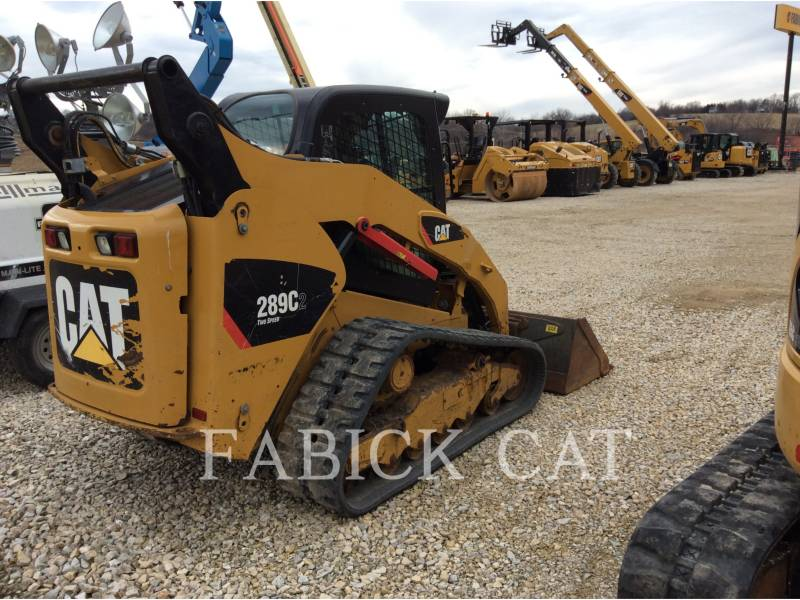 CATERPILLAR CARGADORES MULTITERRENO 289C2 equipment  photo 4